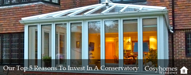 Invest In Conservatories Surrey