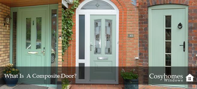 What Is A Composite Door?