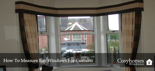 How To Measure Your Bay Windows For Curtains Cosyhomes