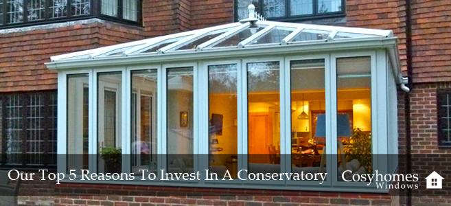 Invest In Conservatories Surrey