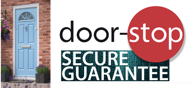 Door-Stop Guarantee On Composite Doors