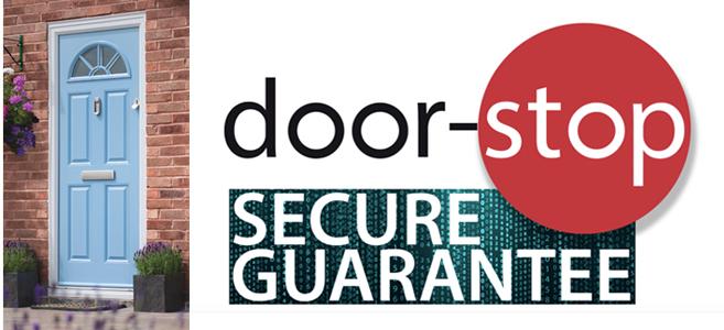 Door-Stop Guarantee On Composite Doors