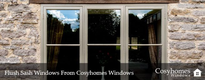 Flush Sash Windows From Cosyhomes Windows