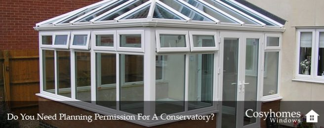 Do You Need Planning Permission For A Conservatory?