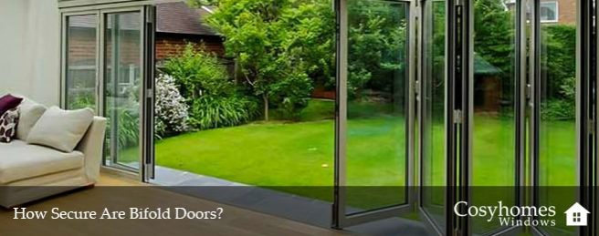 How Secure Are Bifold Doors?