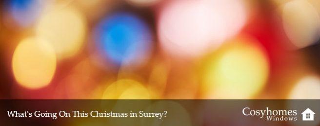 Christmas In Surrey