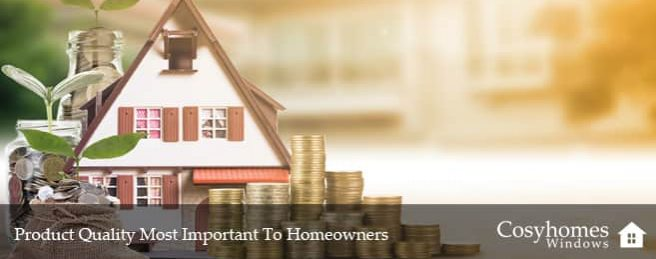 Product Quality Most Important To Homeowners