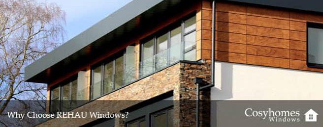 Why Choose REHAU Windows?