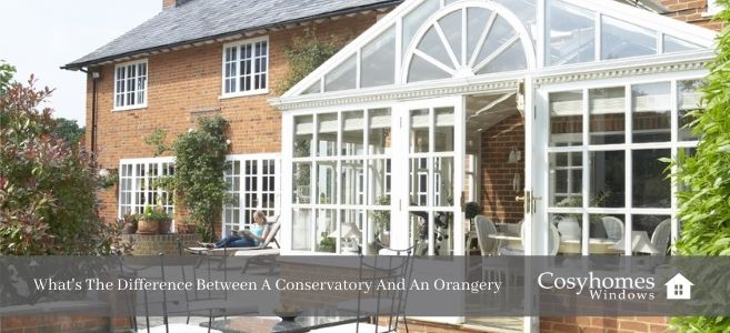What's The Difference Between A Conservatory And An Orangery